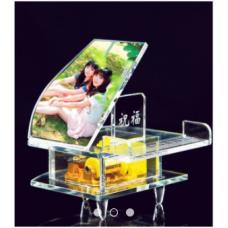 【i930個性小舖】水晶鋼琴音樂盒