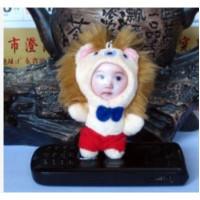 【i930個性小舖】變臉娃娃--獅子(6cm)
