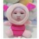 【i930個性小舖】變臉娃娃--維尼豬(11cm)